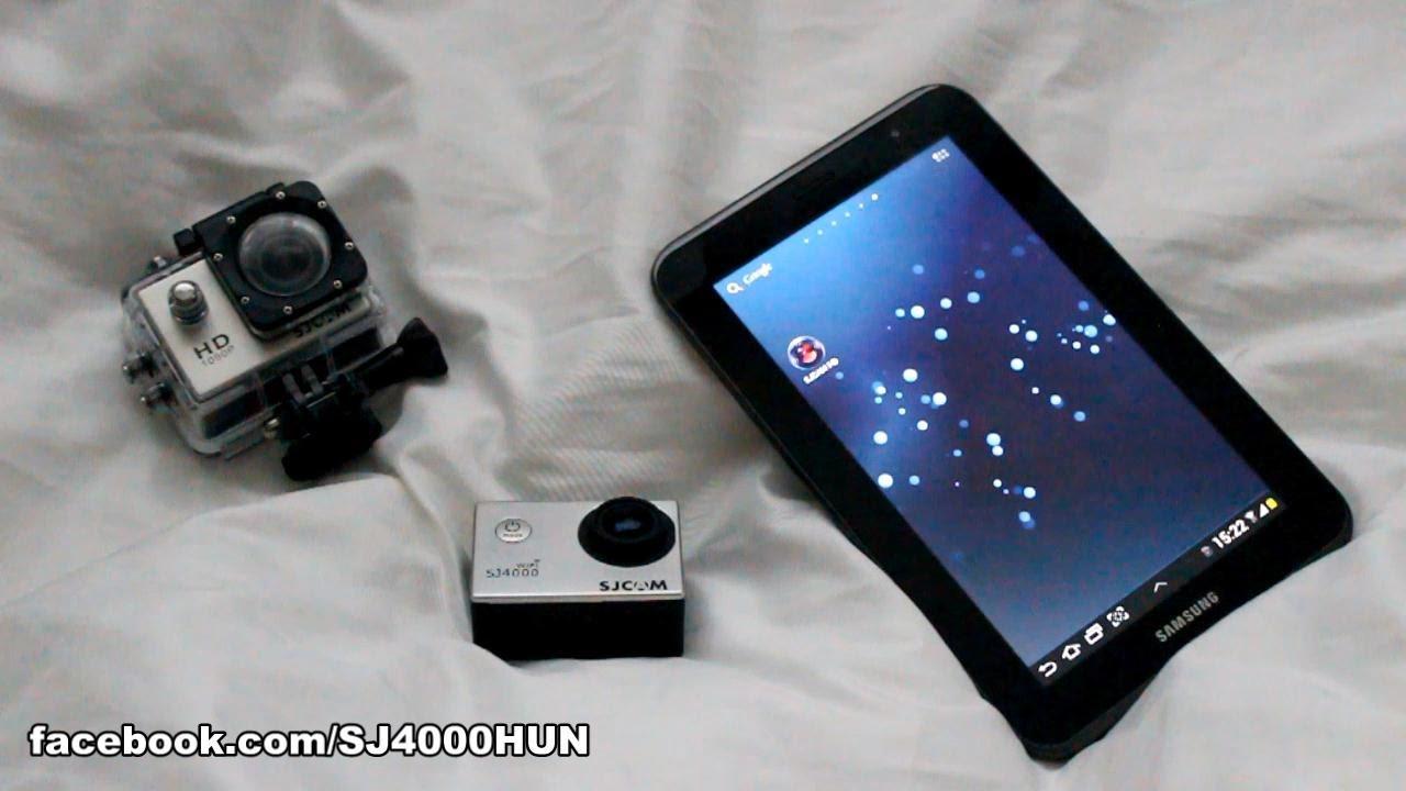 Sjcam Sj4000 Wifi Sport Camera Gopro Clone How To