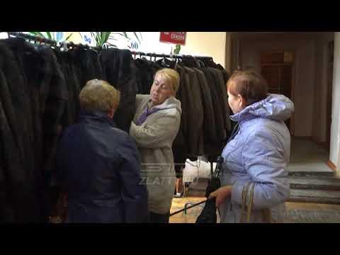 Подготовиться к зиме красиво и выгодно можно на выставке меховой фабрики «Зимняя сказка»
