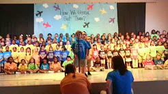 A.Z. Kelley Elementary School Kindergarten Musical