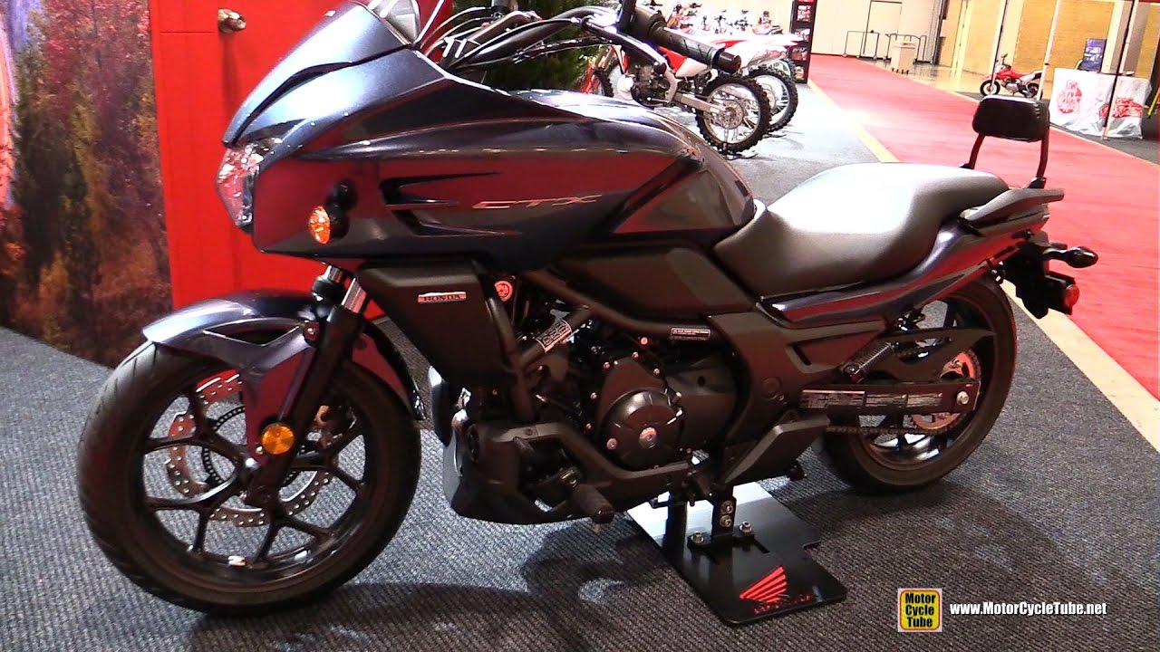 2017 honda ctx 700 walkaround 2017 toronto motorcycle show youtube. Black Bedroom Furniture Sets. Home Design Ideas
