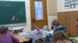 Відео відкритого уроку з математики