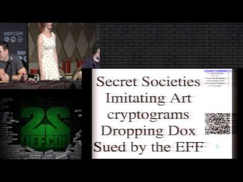 DEF CON 22 - Saturday - Hacker Pyramid