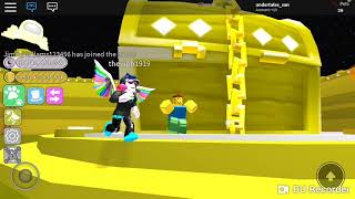 Roblox pet sim opening the last chest #1