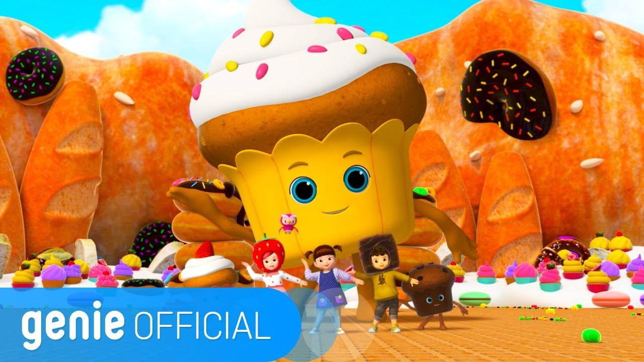 콩순이 Kongsuni - 콩순이랑 머핀맨 Do You Know the Muffin man? (ENG Ver.) Official M/V