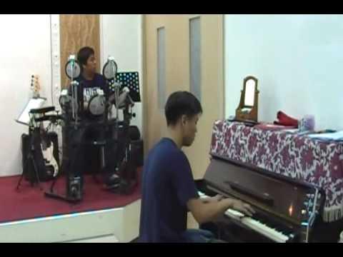 [ Orbital Freefall ] - Jeff Wang & Tom Sun(孫得恩)默契演唱會鋼琴vs爵士鼓