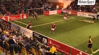 NRW Traditionsmasters 2014, Spiel 6: Rot-Weiss Essen - Borussia Dortmund