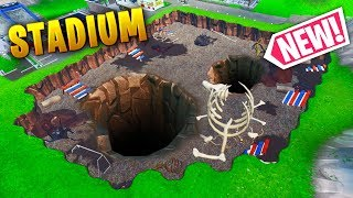 NEW *LEAKED* SOCCER STADIUM!! - Fortnite Funny WTF Fails and Daily Best Moments Ep.1300
