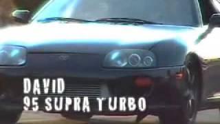 David From France's NA To TT Supra