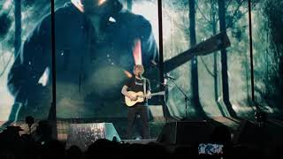 I See Fire - Ed Sheeran - Columbus, OH @ Nationwide Arena