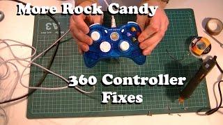 More Rock Candy XBox 360 Controller Fixes