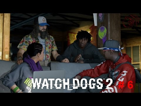Watch Dogs 2 Gameplay 6 Mission Limp Nudle
