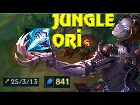 Sövdürten Orianna Jungle - Yeni Meta %97.5438 Kazanma Oranı