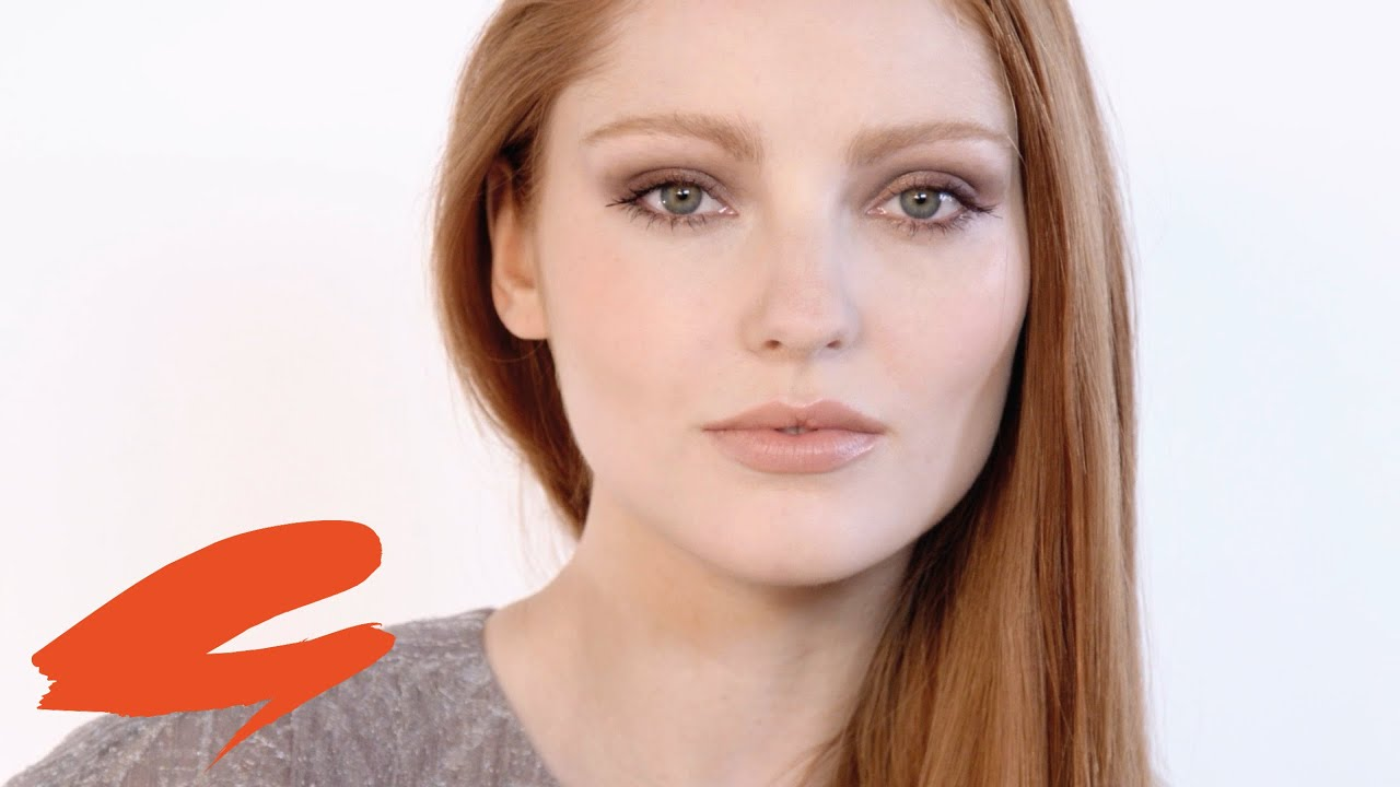 Mary Greenwell How To Do Timeless Makeup For Redheads
