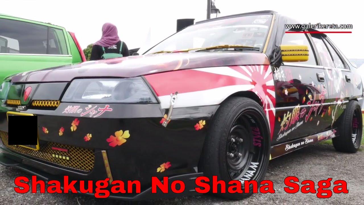 Shakugan No Shana On Saga Lmst Galeri Kereta Youtube
