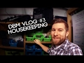 Vlog#3 - HOUSEKEEPING - HOW TO KEEP YOUR GEAR ORGANIZED