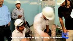 Welding Test Course at International Maritime Institute