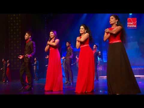 Deweni Inima Nidi Nena Song Live Performance By Derana Dream Star team @ Sumathi Awards 2017