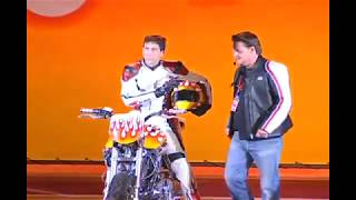 Ghost Rider B-Roll - Behind The Scenes of Ghost Rider