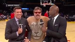 Jack Black - Magic Johnson (Red Hot Chili Peppers) Anthony Kiedis Lakers