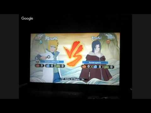 live streaming Naruto Revolution online battles