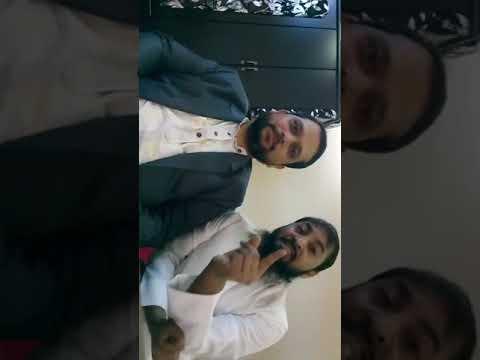 Shaikh Sanaullah Sadique Taimi With Dr. Zillur Rahman Taimi on English learning Part 1
