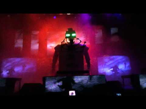 Desert Uprising 2012 Phoenix AZ - ROB ZOMBIE Opening -