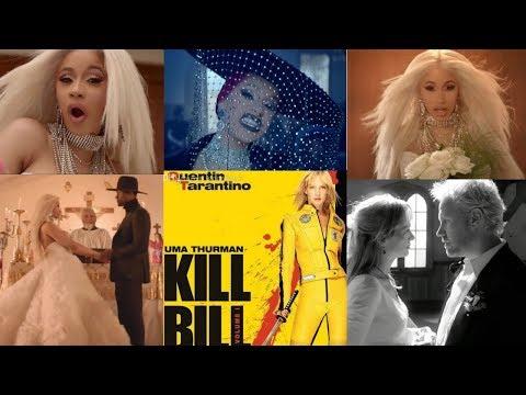 CARDI B 'Be Careful' Music video COPIES this ICONIC MOVIE!!!