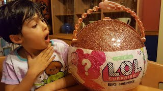 Limited Edition LOL Big Surprise Ball!