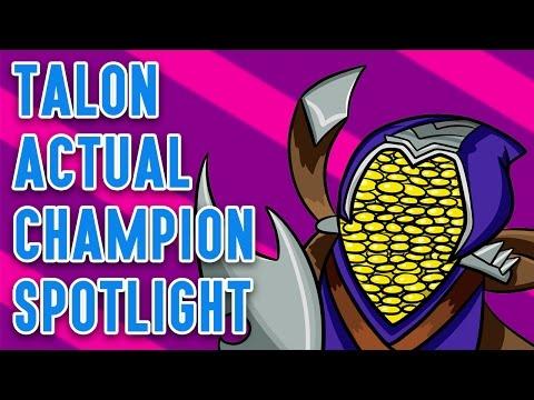Talon ACTUAL Champion Spotlight