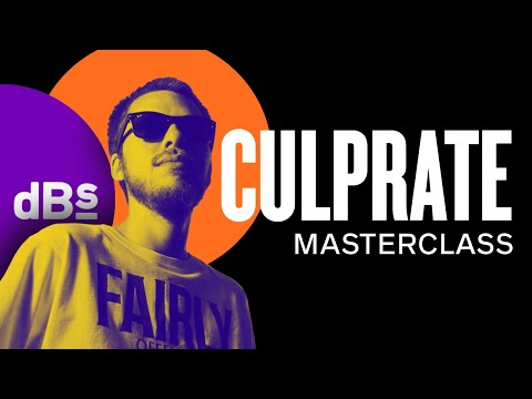 Culprate - Masterclass at dBs Music