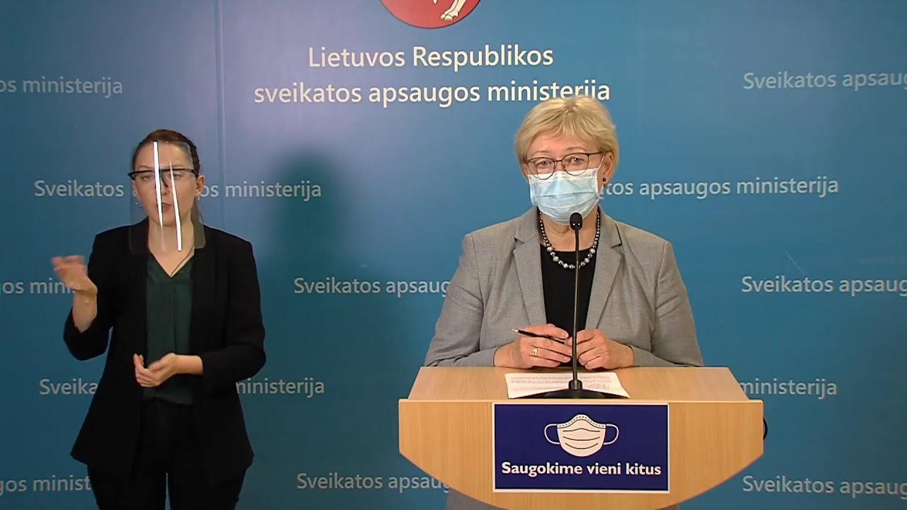 Lietuvoje – mirčių šuolis nuo Covid-19: Verygos komentarai