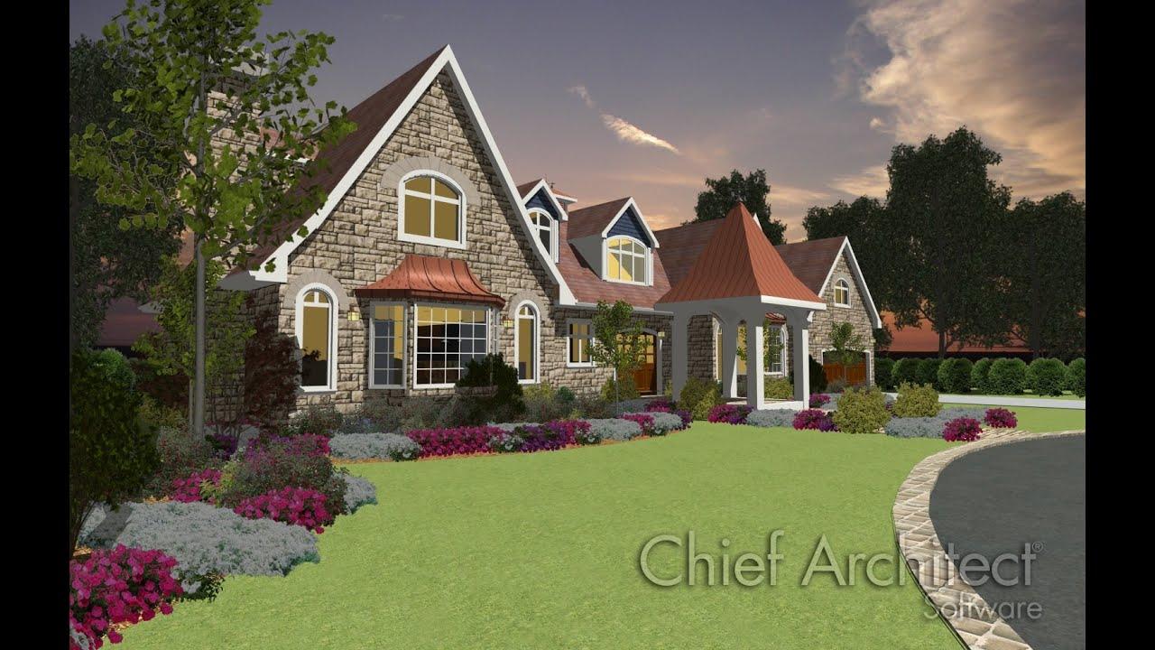 Home Designer 2015 Advanced Roof Design Youtube