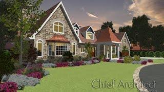 Home Designer 2015 - Advanced Roof Design