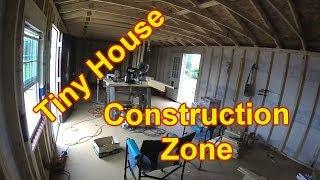 TINY HOUSE CONSTRUCTION TOUR