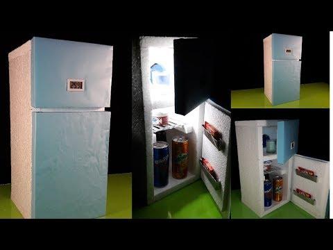Wie man einen Mini 12V Kühlschrank zu Hause (Low Cost)