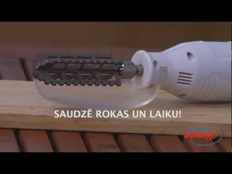 Electric Fish Scaler Promo