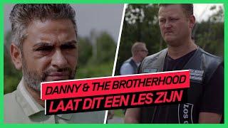 President van Sin Miedo houdt zich niet aan de regels | DANNY & THE BROTHERHOOD #7 | NPO 3 TV