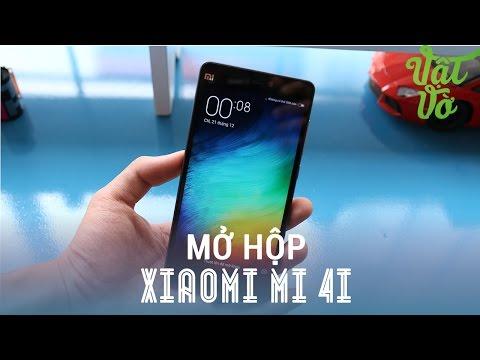 Vật Vờ - Mở hộp & đánh giá nhanh Xiaomi Mi 4i: phiên bản rút gọn của Xiaomi Mi4
