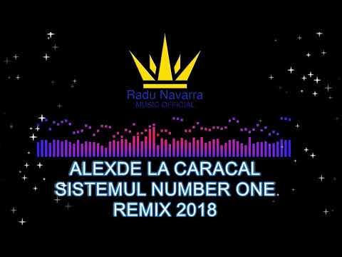 Alex de la Caracal-Sistemul Number.One! Live2018