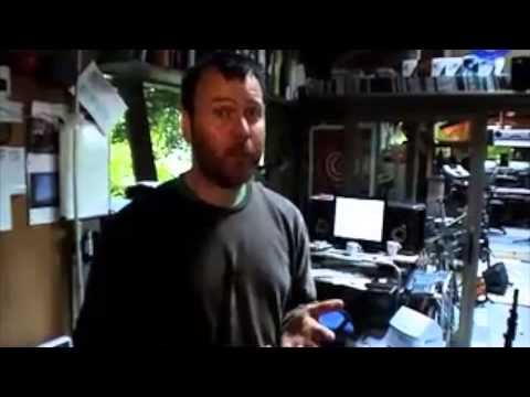 Peter Gabriel  Writing room Real World studios