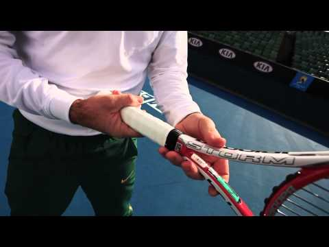 Tennis Tips: Forehand - Rafael Nadal and Caroline Wozniacki