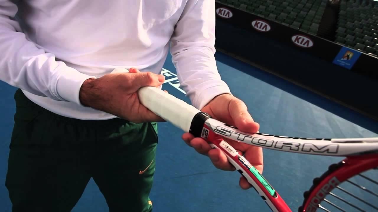 Tennis Tips Forehand Rafael Nadal And Caroline Wozniacki Youtube