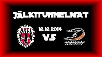 AC HaKi - KorsKa 12.12.2014 Jälkitunnelmat