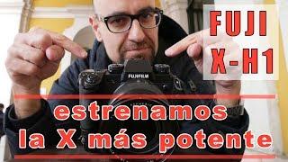 Fujifilm X-H1: estrenamos en Lisboa la cámara más potente de la marca