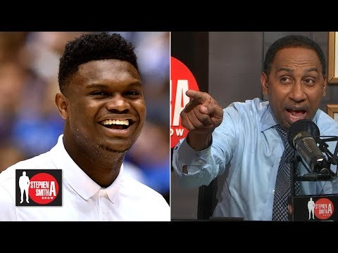 Stephen A. Smith rants and screams about the Knicks, deputy commissioner Mark Tatum, and his coworkers including Wojnarowski making fun of him at work