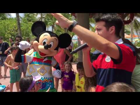 Disney Dream Cruise 2017