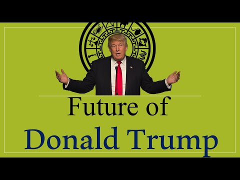 The Future of Donald Trump  - By One of The Worlds Top Astrologer  PVR Narasimha Rao Predicts