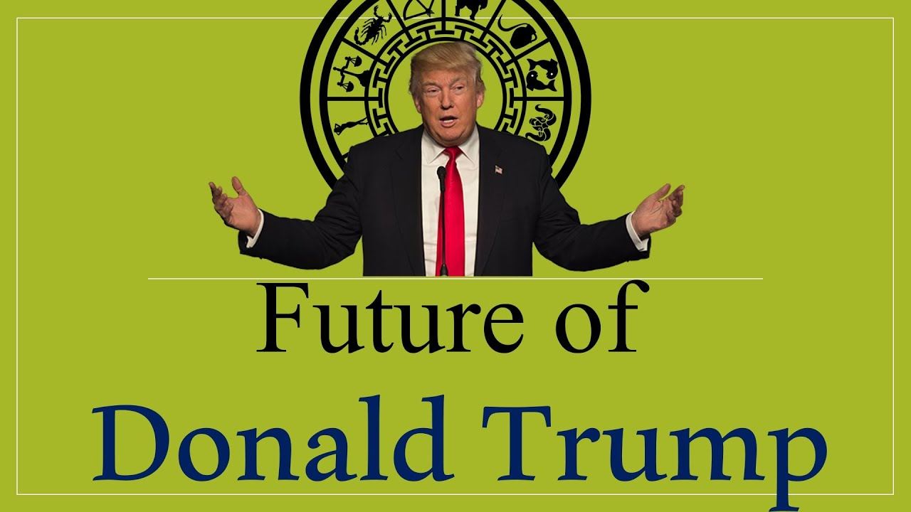 Donald Trump's Future as per Astrology (2019) - PVR Narasimha Rao Predicts