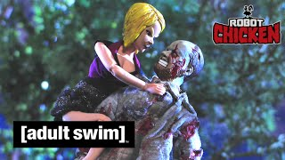 Adult Swim VF - Robot Chicken 🇫🇷 | Immortel   [extrait S06E20]