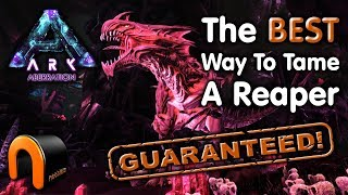 ARK - HOW TO TAME A REAPER & HOW TO GET IMPREGNATED BY A REAPER QUEEN! Aberration